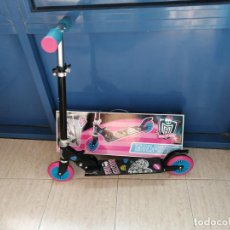 Coleccionismo deportivo: 24-00007 -PATIN MONSTER HIGH. Lote 213460156