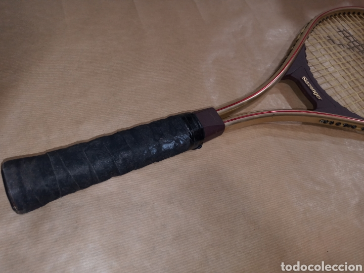 Coleccionismo deportivo: RAQUETA SLAZENGER PANTHER POWER - Foto 3 - 215300033
