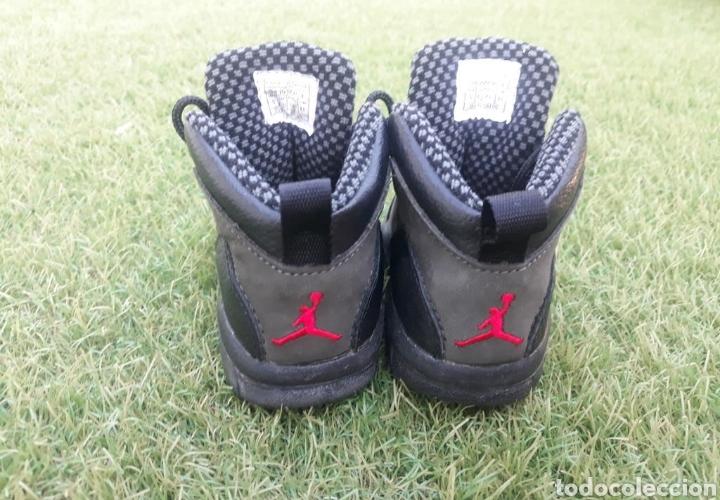 Coleccionismo deportivo: Nike baby Michael Jordan air X Dark Shadow. Nuevas sin uso!!! - Foto 2 - 215651130