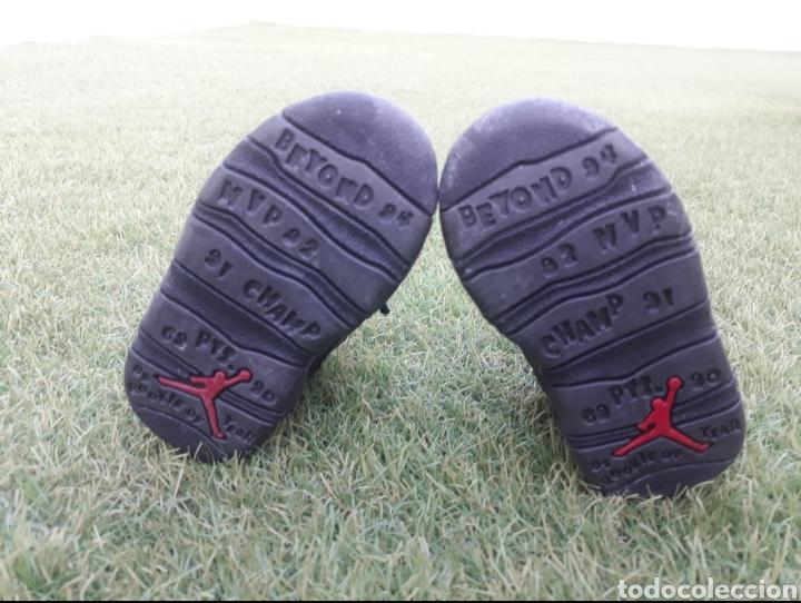 Coleccionismo deportivo: Nike baby Michael Jordan air X Dark Shadow. Nuevas sin uso!!! - Foto 4 - 215651130