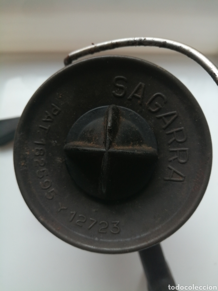 Coleccionismo deportivo: Antiguo carrete de pesca sagarra - Foto 2 - 217587113