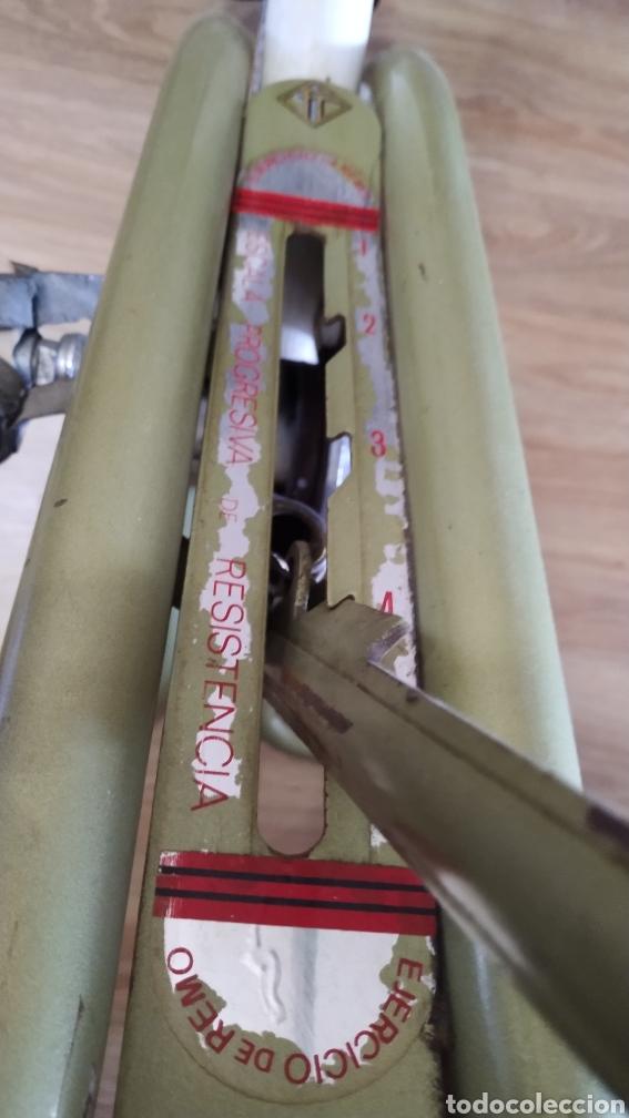 Coleccionismo deportivo: Bicicleta estática Torrot Gymnastic - años 70 - Foto 20 - 218089785