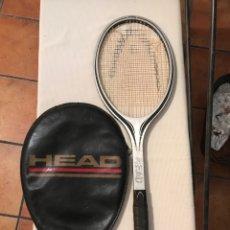Coleccionismo deportivo: RAQUETA ANTIGUA DE MADERA HEAD. Lote 218307382