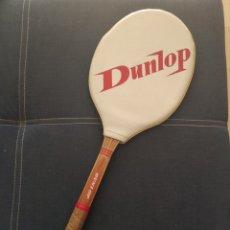 Coleccionismo deportivo: RAQUETA MADERA VINTAGE DUNLOP MAXPLY JUNIOR.. Lote 218571206