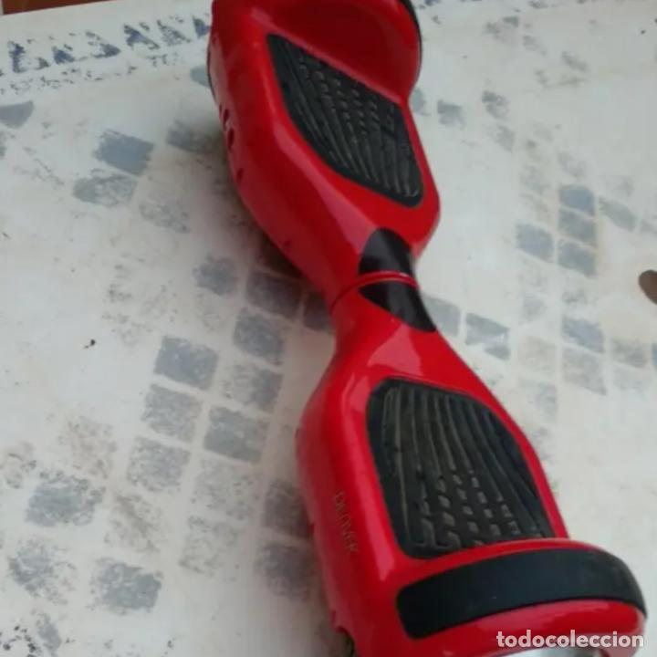 Coleccionismo deportivo: Patín eléctrico hoverboard ecogiro G6 - Foto 2 - 218677326