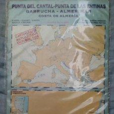 Coleccionismo deportivo: MAPA DE NAVEGACIÓN PP-18. Lote 222249420