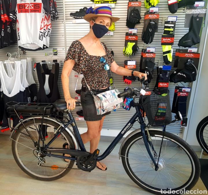 Coleccionismo deportivo: Bici electrica urbana 26 - Foto 3 - 224338441