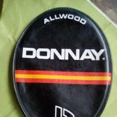 Collectionnisme sportif: FUNDA RAQUETA DE TENIS DONNAY ALLWOOD. Lote 224747178