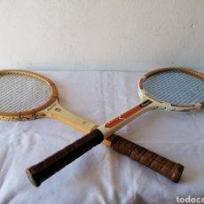 Coleccionismo deportivo: LOTE DE 2 RAQUETAS OLIMPIC CHAMPION Y FOREMUST. Lote 224784966
