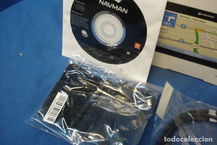 Coleccionismo deportivo: NAVEGADOR NAVMAN S50 SERIE S - NUEVO A ESTRENAR - Foto 6 - 225203355