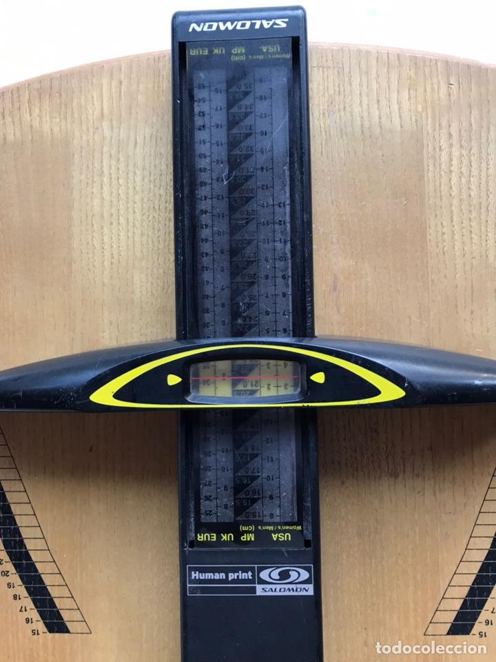 Coleccionismo deportivo: Medidor de tallas calzado - Foto 2 - 225350966