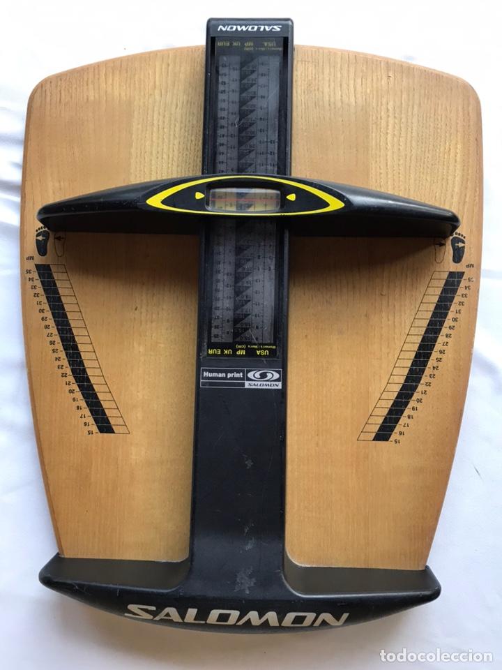 Coleccionismo deportivo: Medidor de tallas calzado - Foto 4 - 225350966