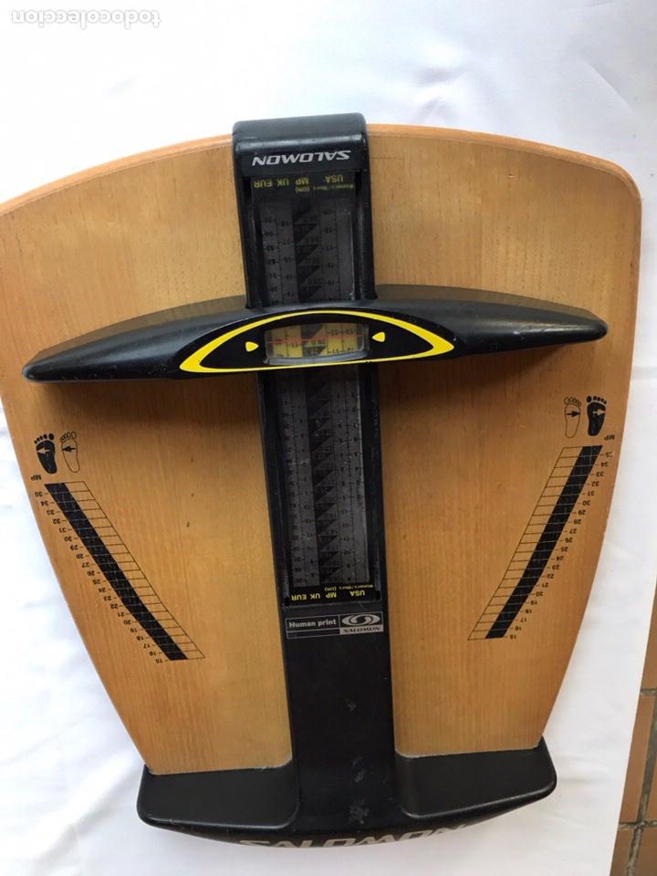 Coleccionismo deportivo: Medidor de tallas calzado - Foto 6 - 225350966