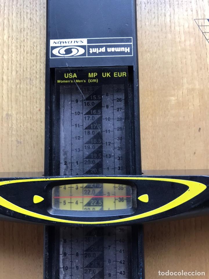 Coleccionismo deportivo: Medidor de tallas calzado - Foto 11 - 225350966