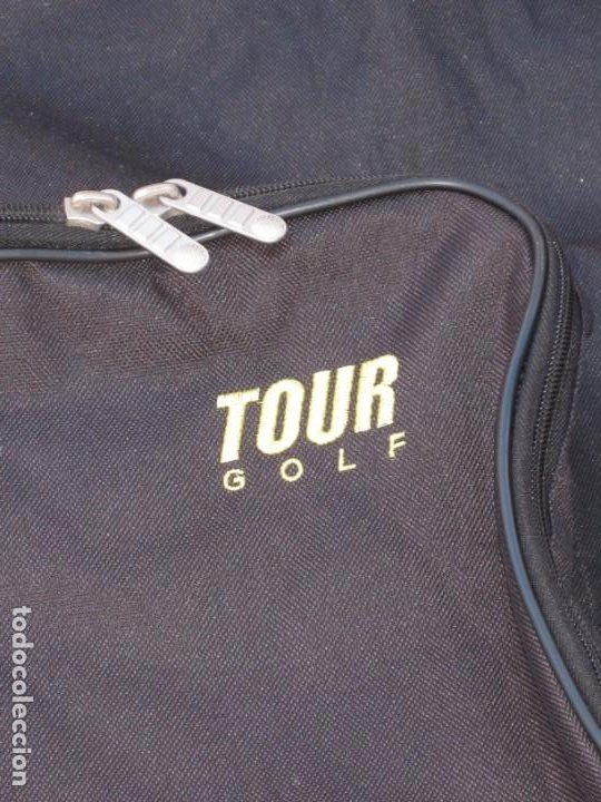 Coleccionismo deportivo: Bolso de viaje para equipamiento de golf. 120cm. - Foto 2 - 228792610