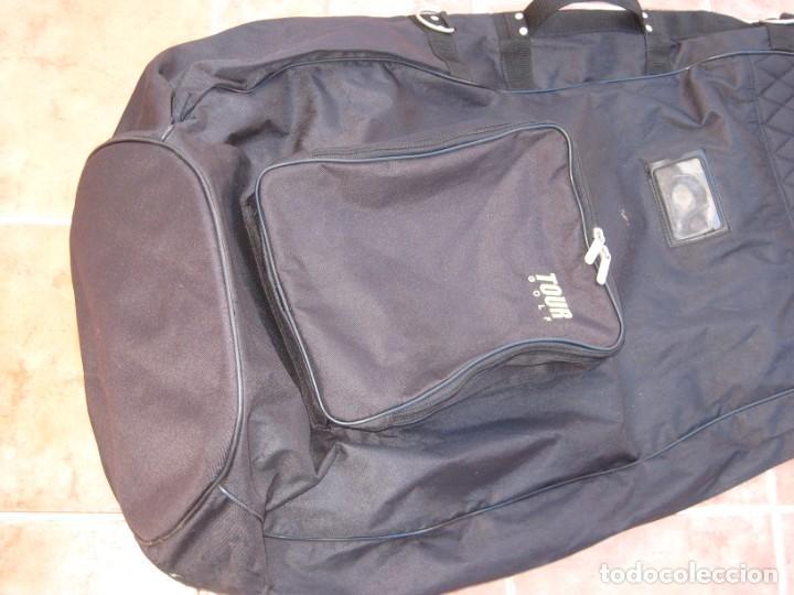 Coleccionismo deportivo: Bolso de viaje para equipamiento de golf. 120cm. - Foto 3 - 228792610