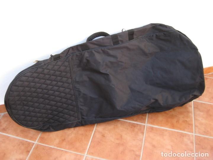 Coleccionismo deportivo: Bolso de viaje para equipamiento de golf. 120cm. - Foto 7 - 228792610