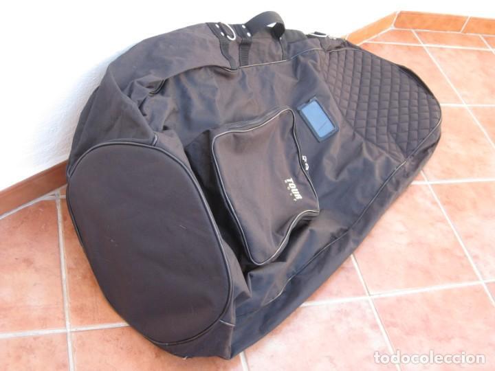 Coleccionismo deportivo: Bolso de viaje para equipamiento de golf. 120cm. - Foto 8 - 228792610