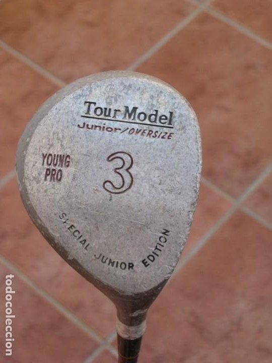 Coleccionismo deportivo: Lote de 6 palos de Golf - Foto 5 - 228793870