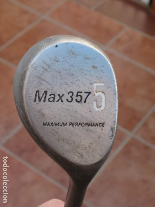 Coleccionismo deportivo: Lote de 6 palos de Golf - Foto 6 - 228793870
