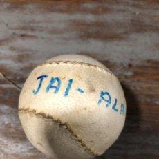 Coleccionismo deportivo: PELOTA JAI ALAI. Lote 229388335