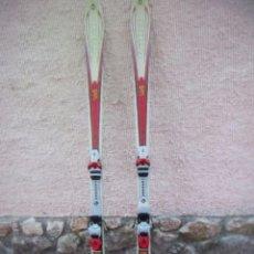 Coleccionismo deportivo: ESQUIS / VOLKL / V-25 / HECHOS EN ALEMANIA / 180 / 100285 / 3.5MM / MUY BUEN ESTADO / VER FOTOS /. Lote 229852450