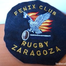 Coleccionismo deportivo: RUGBY ARAGON. Lote 231017415