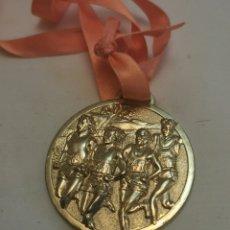 Coleccionismo deportivo: MEDALLA DE BRONCE II MARATON. Lote 231446860