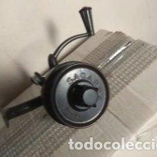 Coleccionismo deportivo: CARRETE ANTIGUO SAGARRA. Lote 231726890
