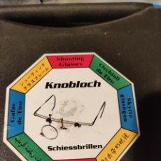 Coleccionismo deportivo: GAFAS DE TIRO COMPLETA KNOBLOCH K1. Lote 232164310
