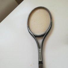 Coleccionismo deportivo: RAQUETA MADERA DUNLOP 2001 FIBER COMPOSITE. Lote 209326310