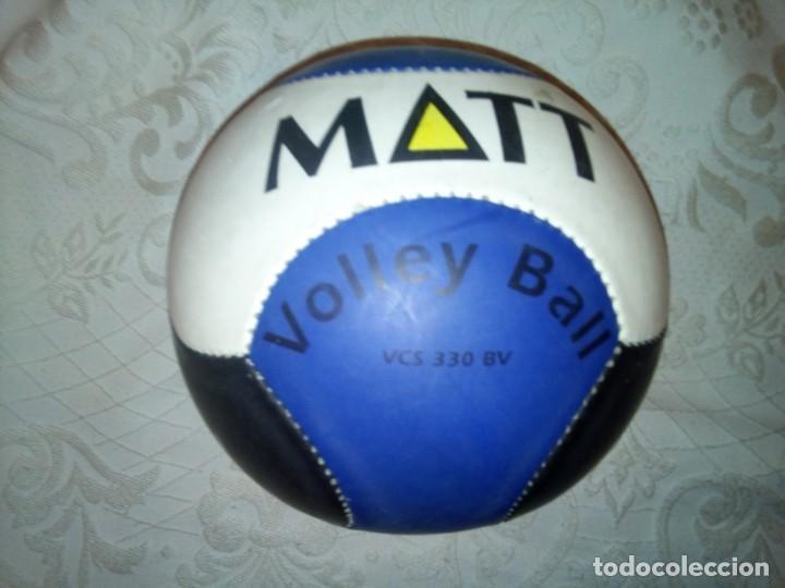 PELOTA VOLLEY BALL REGLAMENTARIA MATT (Coleccionismo Deportivo - Material Deportivo - Otros deportes)