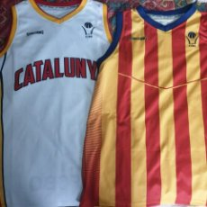 Collectionnisme sportif: CAMISETA BALONCESTO CATALANA. Lote 233849030