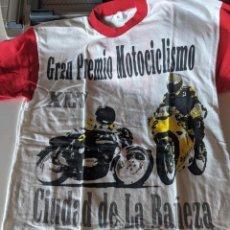Coleccionismo deportivo: 50 ANIVERSARIO GRAN PREMIO MOTOCICLISMO DE LA BAÑEZA - CAMISETA NUEVA TALLA M. Lote 236161140