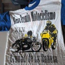 Coleccionismo deportivo: 50 ANIVERSARIO GRAN PREMIO MOTOCICLISMO DE LA BAÑEZA - CAMISETA NUEVA TALLA M. Lote 236161455