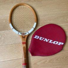 Coleccionismo deportivo: RAQUETA DUNLOP MAXPLY JUNIOR.(MADERA). Lote 236823100