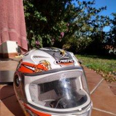 Coleccionismo deportivo: CASCO DE MOTO CABERG MODELO 206 WARRIOR XS. Lote 237864490