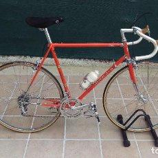 Coleccionismo deportivo: BICICLETA CARRETERA MONDIA COMPETITION. Lote 243400500