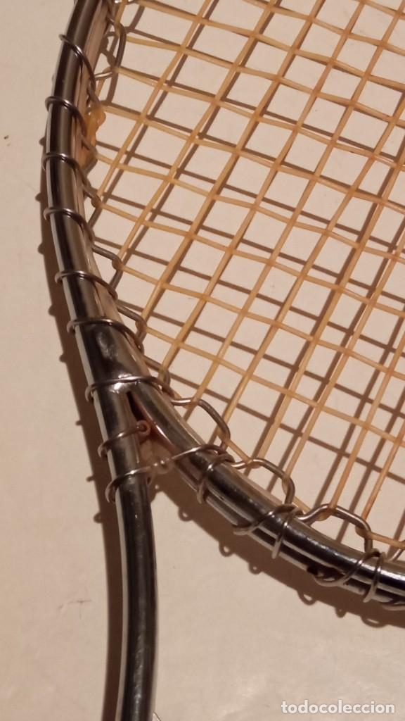 Coleccionismo deportivo: raqueta de tenis WILSON T3000 metalica - Foto 6 - 245231770