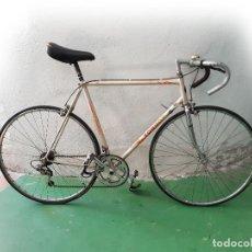 Coleccionismo deportivo: BICICLETA TORROT DE CARRETERA O CARRERAS DE LOS AÑOS 80 EN ESTADO ORIGINAL - CUADRO COLUMBUS. Lote 253953400