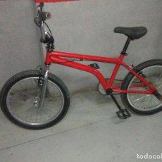 Coleccionismo deportivo: BICICLETA BMX MONTY FREE 300 FREESTYLE .. Lote 255919820