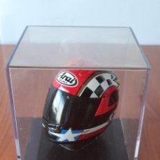 Coleccionismo deportivo: CASCO MOTO GP DE COLECCIÓN KEVIN SCHWANTZ - 1993. VER FOTOS.. Lote 288532773