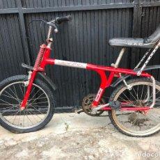 Coleccionismo deportivo: BICI BICCLETA G.A.C. CROSSETA BMX AUTENTICA ORIGINAL CLASICA VINTAGE ADULTO, PARA REPARAR, AÑOS 80. Lote 257297845