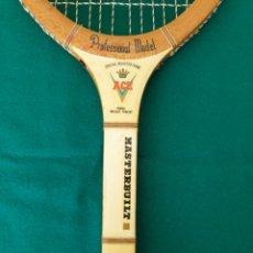 Colecionismo desportivo: MASTERBUILT RAQUETA ACE. Lote 257595280