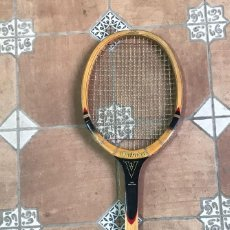 Coleccionismo deportivo: ANTIGUA RAQUETA MADERA CAMBRIDGE V1. Lote 258179095