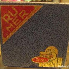 Coleccionismo deportivo: CARRETE DE PESCA RU-MER SUPER CON CAJA Y FOLLETO. Lote 262350440