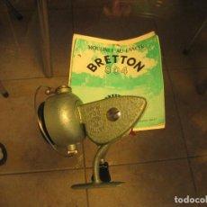 Coleccionismo deportivo: CARRETE DE PESCA BRETTON 804. Lote 262353610