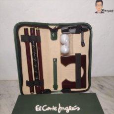 Coleccionismo deportivo: SET DE GOLF (PALO DE MINI GOLF) EJECUTIVO - OFICINA / MARCA BOOMERANG (EDICIÓN EL CORTE INGLES). Lote 262955380