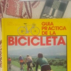 Coleccionismo deportivo: EL GRAN LIBRO DE LA BICICLETA. Lote 264552094