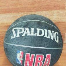 Coleccionismo deportivo: PELOTA BALON BALONCESTO NBA SPALDING KELLOGS. Lote 265437819
